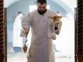 6 января 2021 г., в навечерие Рождества Христова, епископ Силуан совершил вечерню с литургией в Макарьевском монастыре