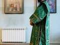 6 июня 2020 г., в праздник Пятидесятницы, епископ Силуан совершил вечернее богослужение в Макарьевском монастыре