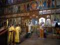 6 июля 2020 г., в праздник Рождества Иоанна Крестителя, епископ Силуан совершил вечернее богослужение в Макарьевском монастыре