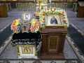 6 августа 2021 г., в день памяти преподобного Макария Желтоводского, архиереи митрополии совершили вечернее богослужение в Макарьевском монастыре