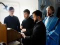 6 декабря 2020 г., в неделю 26-ю по Пятидесятнице, епископ Силуан совершил литургию в Макарьевском монастыре