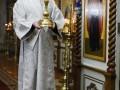 7 января 2019 г., в праздник Рождества Христова, епископ Силуан совершил богослужение в Макарьевском монастыре