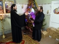 7 января 2019 г. в Макарьевском монастыре прошла рождественская елка