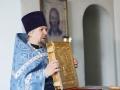 7 апреля 2020 г., в праздник Благовещения Пресвятой Богородицы, епископ Силуан совершил литургию в Макарьевском монастыре