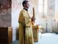 7 июля 2020 г., в праздник Рождества Иоанна Крестителя, епископ Силуан совершил литургию в Макарьевском монастыре