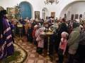 7 декабря 2019 г., в неделю 25-ю по Пятидесятнице, епископ Силуан совершил вечернее богослужение в селе Болтинка