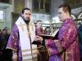 8 марта 2020 г. епископ Силуан совершил чин Торжества Православия