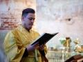 8 августа 2020 г., в неделю 9-ю по Пятидесятнице, епископ Силуан совершил вечернее богослужение в Макарьевском монастыре