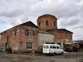 8 октября 2019 г. епископ Силуан осмотрел разрушенный храм в поселке Бутурлино