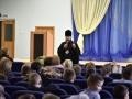 8 октября 2019 г. в Бутурлинской школе прошла встреча епископа Силуана с детьми