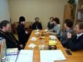 8 октября 2019 г. епископ Силуан встретился с начальником управления образования Бутурлинского района