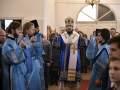 8 декабря 2019 г., в неделю 25-ю по Пятидесятнице, епископ Силуан совершил литургию в селе Сеченово