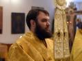 9 февраля 2019 г., в неделю 37-ю по Пятидесятнице, епископ Силуан совершил вечернее богослужение в селе Ужовка
