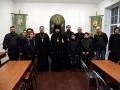 9 февраля 2019 г. епископ Силуан встретился с детьми в селе Ужовка