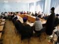 9 февраля 2020 г. епископ Силуан встретился с преподавателями Спасского техникума
