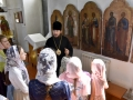 9 июня 2019 г. епископ Силуан встретился с учениками воскресной школы в селе Варганы