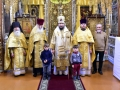 9 октября 2019 г. епископ Силуан совершил литургию в селе Просек