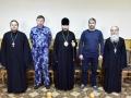 9 октября 2019 г. епископ Силуан встретился с начальником ИК-16 в селе Просек