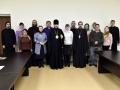 9 ноября 2019 г. епископ Силуан провел родительское собрание в городе Лысково