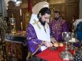 27 марта 2016 г., в неделю 2-ю Святой Четыредесятницы, святителя Григория Паламы, епископ Силуан совершил Литургию в Сергиевском храме пос.Бутурлино.
