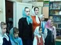 23 апреля 2016 г. епископ Силуан встретился с воспитанниками воскресной школы при Никольском храме села Красный Осёлок