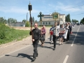 18 июня 2016 г. на въезде в город Княгинино освящён поклонный крест