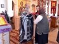 25 марта 2016 г. в Троицком храме поселка Шатки состоялось соборное богослужение.