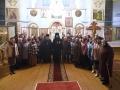 26 марта 2016 г., в неделю 2-ю Великого поста, святителя Григория Паламы, епископ Силуан совершил всенощное бдение в Христорождественском храме с.Дубское.