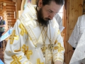 24 августа 2014 г. епископ Лысковский и ЛукояновскийСилуан освятил храм в честь Рождества Пресвятой Богородицы в с. Антоново Спасского района.