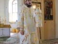 10 августа 2014 г., в неделю 9-ю по Пятидесятнице, епископ Лысковский и Лукояновский Силуан совершил Божественную литургию в Троицком храме с. Апраксино.