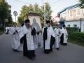 19 августа 2018 г., епископ Силуан принял участие в вечернем богослужении в городе Арзамасе