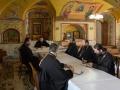 27 февраля 2018 г. в Макарьевском монастыре состоялось заседание епархиального совета