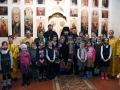 4 марта 2017 г., в неделю 1-ю Великого поста, Торжества Православия, епископ Силуан совершил вечернее богослужение в Троицком храме села Байково
