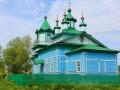 Единоверческий храм в честь Покрова Пресвятой Богородицы с. Малое Мурашкино.