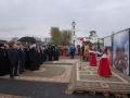 6 мая 2018 г. епископ Силуан принял участие в закладке сквера в честь Георгия Победоносца в городе Бор