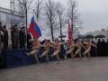6 мая 2018 года епископ Силуан стал гостем парада строя и песни в городе Бор