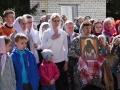 4 мая 2018 г. в селе Бортсурманы почтили память праведного Алексия Бортсурманского