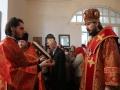 4 мая 2014 г. Преосвященный Силуан, епископ Лысковский и Лукояновский, совершил Божественную литургию в день преставления святого праведного Алексия Бортсурманского в храме в честь Успения Пресвятой Богородицы с.Бортсурманы Пильнинского района.