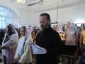 17 августа 2014 г., в неделю 10-ю по Пятидесятнице и день обретения мощей святого праведного Алексия Бортсурманского, епископ Лысковский и Лукояновский Силуан совершил Божественную литургию в Успенском храме с. Бортсурманы Пильнинского района.
