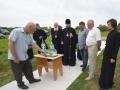 1 июня 2018 г. епископ Силуан осмотрел восстанавливающийся храм в селе Бритово
