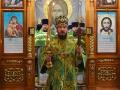 8 октября 2018 г., в день памяти преподобного Сергия Радонежского, епископ Силуан совершил литу8 октября 2018 г., в день памяти преподобного Сергия Радонежского, епископ Силуан совершил литургию в Сергиевском храме поселка Бутурлиноргию в Сергиевском храме поселка Бутурлино