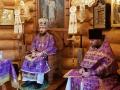 27 сентября 2019 г., в праздник Воздвижения Креста Господня, епископ Силуан совершил литургию в селе Чернуха