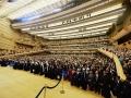 25 января 2017 г. епископ Силуан принял участие в торжественном открытие юбилейных XXV Международных Рождественских образовательных чтений «1917-2017: уроки столетия»