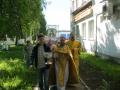 9 июня 2017г. в домовом храме Центральной районной больницы города Лысково отметили престольный праздник