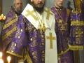 10 марта 2018 г., в неделю 3-ю Великого поста, Крестопоклонную, епископ Силуан совершил вечернее богослужение в Макарьевском монастыре