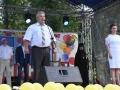 14 июля 2018 г. епископ Силуан принял  участие в торжественной части дня города Лысково