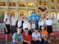 29 августа 2018 г. в Ташинском благочинии состоялась детская литургия
