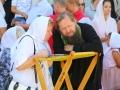 1 августа 2018 г. епископ Силуан принял участие в праздничном богослужении в Дивеевском монастыре