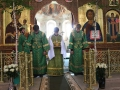 9 июня 2014 г., в день Святого Духа, Преосвященнейший Силуан совершил Божественную литургию в Свято-Троицком Макарьевском Желтоводском монастыре.