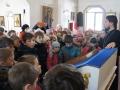 21 и 23 марта 2016 г. в Казанском храме г.Первомайска были проведены экскурсии для школьников.
